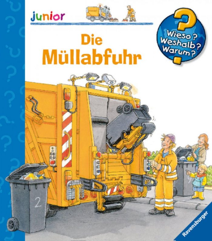 Ravensburger Junior Müllabfuhr